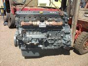 Iveco Stralis Motor 6 Zilynder