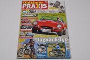 Oldtimer PRAXIS 02 2020 - Jaguar