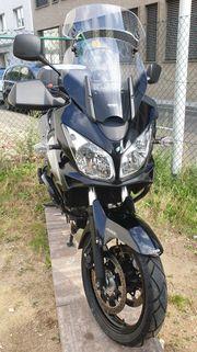 Suzuki DL650 V-Strom metal schwarz