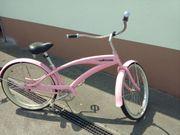 VELOR 26 Beach Bike PINK