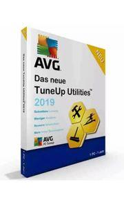 TuneUp 2019 Vollversion 1 Jahr