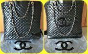 Chanel VIP Tasche Matelasse Shopper