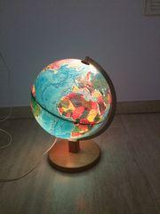 Globus mit Licht Rarität
