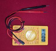 Digital Multimeter Voltmeter Spannung Strommessgerät