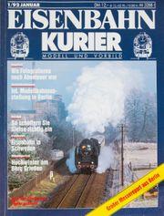 Eisenbahn Kurier-Modell und Vorbild 1