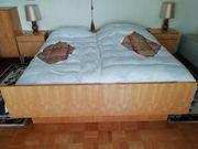 Schlafzimmer Ahorn Echtholz