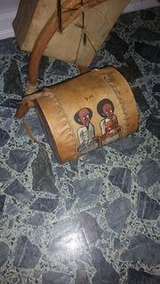 Verkaufe äthiopische Musikinstrumente