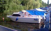 Motorboot Shetland Family Four Außenborder