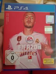 PS4 Spiel Fifa 20