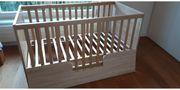 Kinderbett 140x70 cm Wellemöbel mit