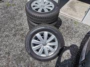 VW Passat Winterreifen Stahl mit