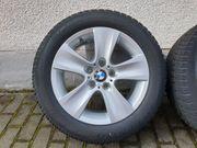 BMW Winterräder für 5er
