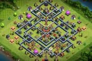 clash of Clans acc th14