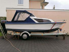 Seasafe Pacific 5,50x2,2 m, 75 PS Einspritzer