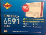 Fritz Box cable