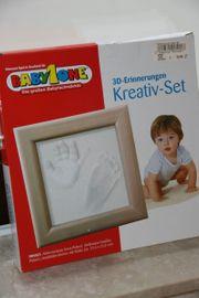 3D-Erinnerungen Kreativ Set von Baby1one