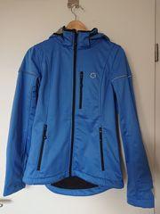 Gregster Damen Softshell-Jacke blau Gr