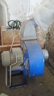 Radialventilator Elektromotor