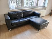 Designer Ledersofa-Machalke-NP 3800 Euro