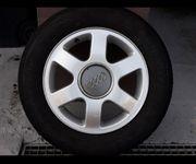 Alu Sommer Kompletträder Audi A3