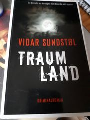 Verkaufe Kriminalroman von Vidar Sundstol