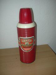Alte Thermosflasche