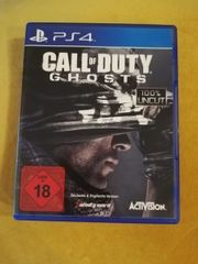 Playstation 4 - Call of duty -