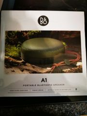 B O A1 Bluetooth Speaker