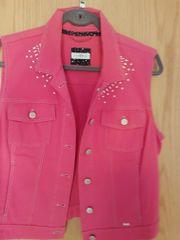Neue Jeansweste Gr 44 von