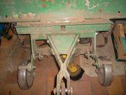 Anbaufräse für Kleintraktor Rarität