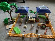 Playmobil Tierklinik mit Zubehör