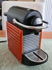 Nespresso Pixie Krups Kapselmaschine