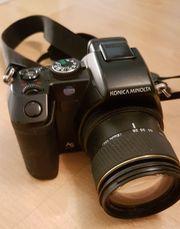 Konica Minolta Dimage A200 Digitalkamera