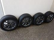 4 x Dunlop Winterreifen auf
