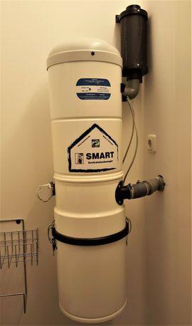 SMART Staubsauger-System, Zentral - Vakuum, Typ 225 D