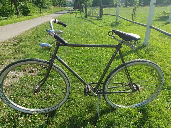 Singlespeed fahrrad licht