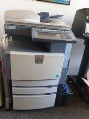 Kopierer A4 A3 mit Faxfunktion