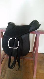 Pony- Shettysattel