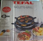 TEFAL RACLETTE-GRILL in OVP unbenutzt