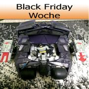 Batmobil Batman Figur Black Friday
