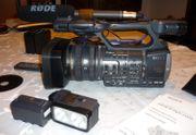 Sony HDR AX2000 HD-Handycam Full