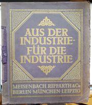 Meisenbach Riffarth - AUS DER INDUSTRIE -