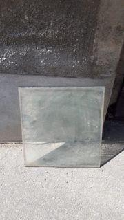 Glasscheibe 30x28cm - wie neu