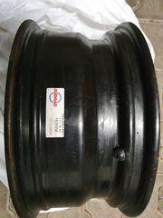 4x Stahlfelgen Schwarz 205 55