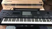 Yamaha Genos Entertainer Keyboard Workstation