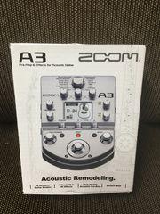Zoom A3 Gitarreneffektgerät Neuer Preis
