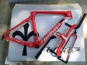 Wilier Cento10air Carbon-Fahrradrahmen Größe XS
