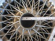 Draht Speichenrad 15 für Zentralverschluss