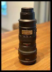 Nikon AF-S VR-Nikkor 70-200mm 1