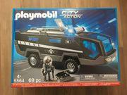 Playmobil 5564 SEK Einsatztruck mit